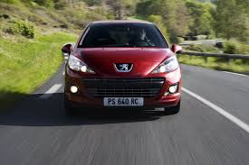 peugeot 207 new peugeot 207 facelift full photo gallery autoevolution