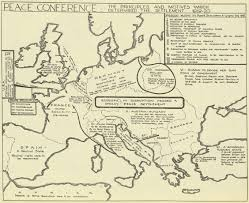 Map Of Europe 1919 by Maps Of Russia And The Soviet Union Revolution And The First