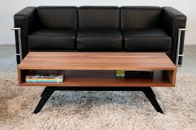 Walnut Wood Coffee Table Coffee Tables Emmorworks For Walnut Table Decorations 3
