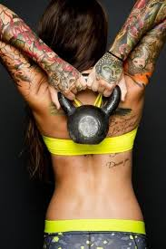 16 fitness tattoos for your motivation tattoodo