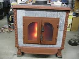 Heritage Soapstone Wood Stove A Pictorial Of An Overfired Stove Hearthstone Arboristsite Com
