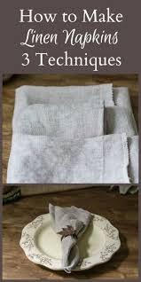 linen writing paper best 25 linen napkins ideas on pinterest placemat napkins and learn three different way on how to make linen napkins this natural fabric is elegant