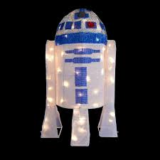 kurt s adler 28 in wars r2d2 yard decor zhdusw9156 the
