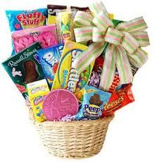 Candy Gift Basket Easter Candy Gift Basket South Florida Easter Baskets
