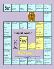 board game will you making requests invitations