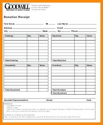 goodwill furniture donation furniture receipt 7 goodwill donation receipt salvation army