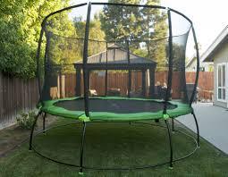 12ft hyperjump plus springless trampoline u2013 outward play