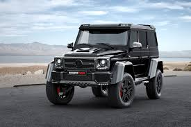 mercedes truck 4x4 the mercedes benz g500 4x4 to the power of two is taken to the