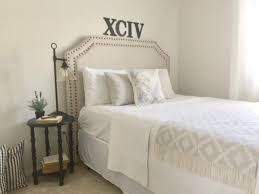 Bedroom Before And After Makeover - before and after diy guest bedroom decor makeover progress