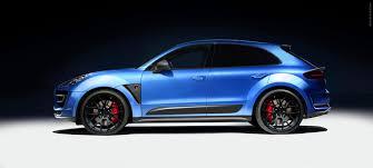 Porsche Macan Blue - top car releases porsche macan on adv 1 adv 1 wheels