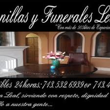 funeral homes in houston leal funeral home funeral services cemeteries 1813