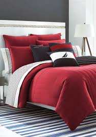 Nautica Down Alternative Comforter Nautica Mainsail Bedding Collection Belk
