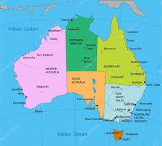 map of australia political australia political map best of utlr me