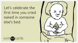 birthday ecard let s celebrate the time you cried