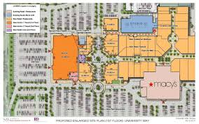 floor plan scales university mall plans large scale redevelopment tbo com