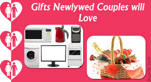 gift ideas for newlyweds to help them make a positive start
