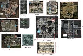 map size comparison modern warfare analysis mw3 map size comparison
