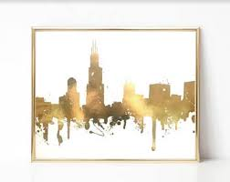 Rose Gold Home Decor by Rose Gold Office Etsy