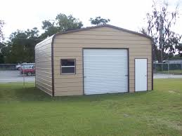 Garage With Carport Metal Buildings Florida Choice Metal Buildings