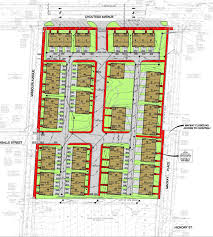 Infill Lot by City U0027s Preservation Board Greenlights Smart Infill Denies