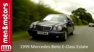 1999 mercedes e320 review 1999 mercedes e class estate review