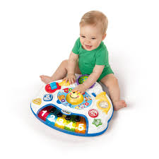 infant activity table toy amazon com baby einstein discovering music activity table