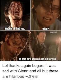 Glenn Walking Dead Meme - 25 best memes about the walking dead meme the walking dead memes