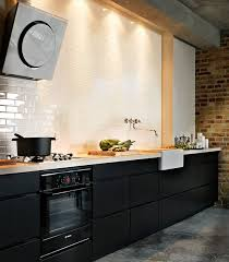 Kitchen Cabinets Sink Black Kitchen Cabinets Make For A Kitchen Particularly When