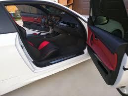 335i Red Interior For Sale Custom 2010 Bmw E92 335i Coupe White Over Red Interior Navigation