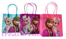 disney u0027s frozen anna u0026 elsa birthday party treat bags 8 pcs ebay
