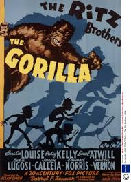 the ritz brothers the gorilla bella lagosi b movie gifts