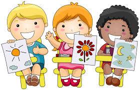 clip art of children many interesting cliparts