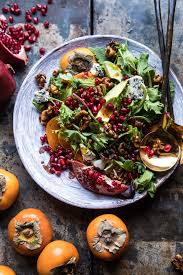 beautiful thanksgiving salad recipes that are healthy and