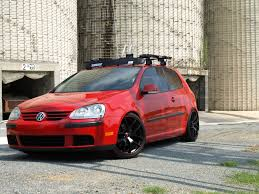 rabbit volkswagen 2007 lifted mkv golf build threads