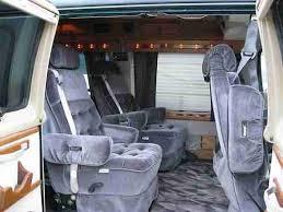 Conversion Van Accessories Interior Sell Used 1995 Dodge Ram 2500 Conversion Van In Clackamas Oregon