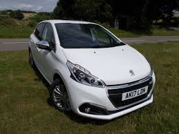 peugeot white used peugeot 208 cars second hand peugeot 208
