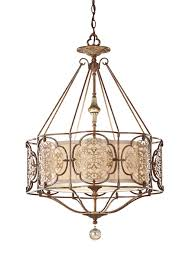 Murray Feiss Light Murray Feiss Lighting F2697 Marcella Collection Chandelier Traditional