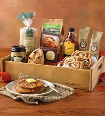 breakfast baskets gift basket
