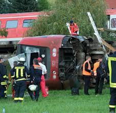 Wetter Bad Lausick Kollision Mit Auto Viele Verletzte Bei Zugunglück In Sachsen Welt