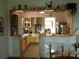 bar americain cuisine modele de cuisine americaine ouverte avec bar 0 ilot central