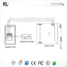 video door phone wiring diagram wiring diagrams