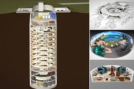 Deep Silo Builder Survival Condo U2013 Atlas Missile Silo Turned Luxury Condos