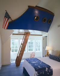 26 gyerekszoba butor es dekoracio amit l elall a lelegzeted is this is the most amazing little boys room if we were to do a nautical theme i love the idea of an overhead fort for any little boys room though