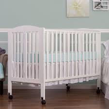dream on me folding portable crib u0026 reviews wayfair