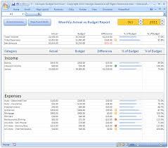 excel budget software and checkbook register spreadsheet import