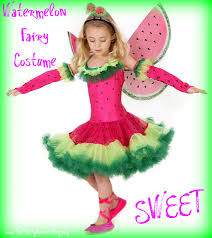 watermelon fairy costume and my top 12 girls fairy costumes