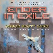 ender in exile orson card audiobook free