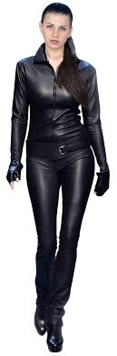 leather jumpsuit buy femme fatale womens leather jumpsuit