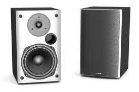 Polk Bookshelf Speakers Review Amazon Com Polk Audio M10 Left Right Channel Speakers 2 Way