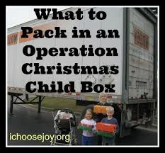 23 best operation christmas child images on pinterest operation